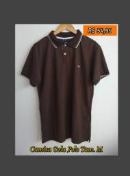 Camisa Gola Polo adulto