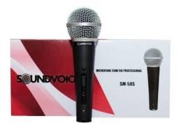 Microfone Soundvoice, Modelo SM 58 S