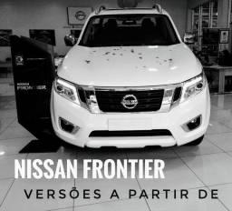 Nissan Frontier 4x4 diesel 0km 2021