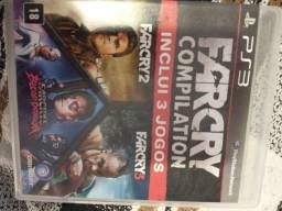 Jogos PS3 originais Far cry complilation