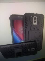 Capa Moto G4 Play Emborrachada Antiimpacto