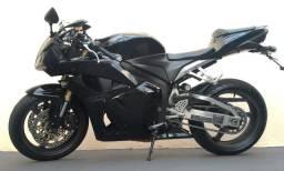 CBR 600 RR Ano 2012 Honda