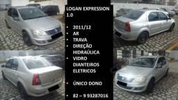 Logan Expression 2011-2012 ótimo para UBER