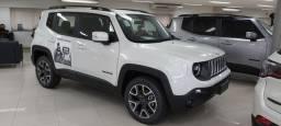 Jeep Renegade Longitude Diesel - Exclusivo PCD - Taxa 0,69 a.m