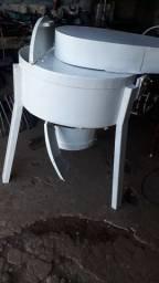 Máquina de pelar galinha(depenar)