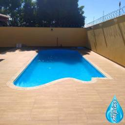 LS - Essa piscina e pra toda a família - 10x4x1,10x1,50