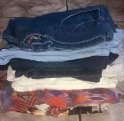 Lotes de roupas