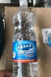 Álcool líquido 70