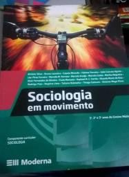Sociologia Em Movimento - Volume Único Ensino Médio