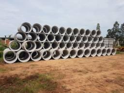 Tubo de concreto para rede pluvial
