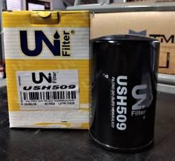 Filtro De Óleo UHS509 UNIFILTER Caixa Com ,18