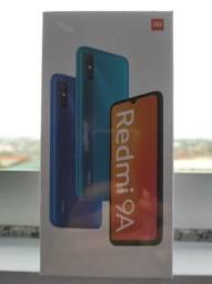 IM-PER-DI-VEL Redmi 9A 32 da Xiaomi. Novo LACRADO com Garantia e Entrega
