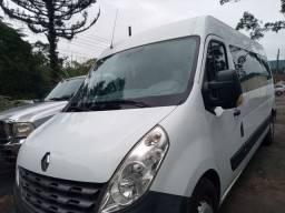 Renault Master Longa 16 Lugares Executiva Completa