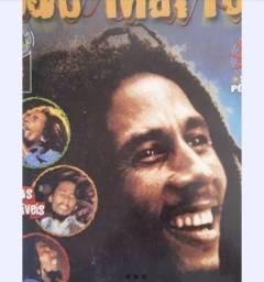 Revista Poster Bob Marley