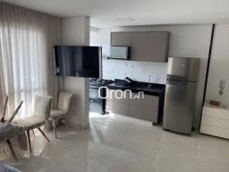 Flat com 1 dormitório à venda, 49 m² por R$ 320.000,00 - Setor Marista - Goiânia/GO