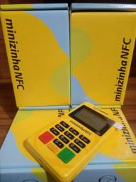 Minizinha NFC PagSeguro Sem aluguel Agora com. Aproximação ? 24,99? entregamos ?
