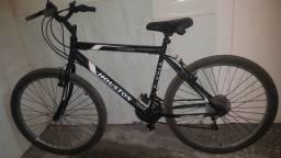 Bicicleta semi nova para adulto
