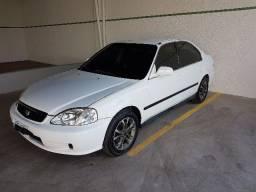 Honda Civic Sedan LX 1.6 16V 1999