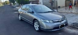 Direitos de Honda Civic 2008 flex Aut. Couro