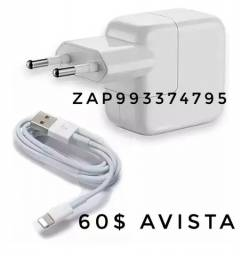 Carregador iPhone 60$
