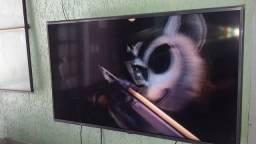 TV 43 4k LG smart