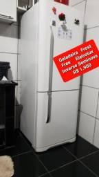Geladeira Grande Inverse Frost Free Eletrolux