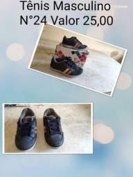 20,00 Cada Par De Sapato