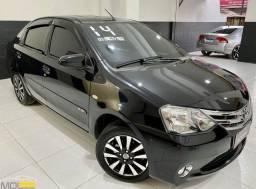 Título do anúncio: Toyota Etios XLS Platinum em perfeito estado