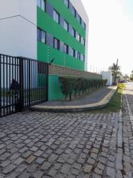 Apartamento em Nova Parnamirim (59 m², 1º andar, Res. Araras, Taxas inclusas)