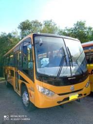 Ônibus escolar 11/12 48 lugares CURTO MWM 90 mil km