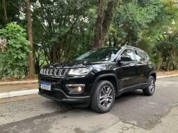 Jeep Compass 2021 Sport com 9.000Km