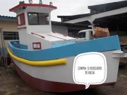 COMPRA-SE REBOCADOR DE BALSA