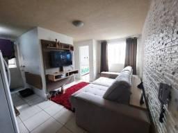 Apartamento com 2 dormitórios à venda, 44 m² por R$ 138.500 - Sítio Cercado - Curitiba/PR