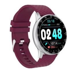 H30 Relógio Inteligente Homens Mulheres Toque Completo Fitness