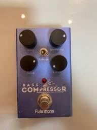 Título do anúncio: Pedal Bass compressor Fhurmann