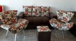 Título do anúncio: Kit sofa completo Oferta !!!