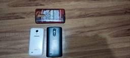 Título do anúncio: LG L Prime + S4 Mini (peças)