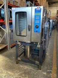 Forno combinado 8gn Wictory - JM equipamentos