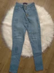 Título do anúncio: Lote calças jeans