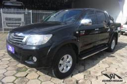 Toyota hilux 2012 2.7 sr 4x2 cd 16v flex 4p automÁtico