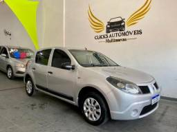Renault Sandero  Expression 1.0 16V (flex) FLEX MANUAL