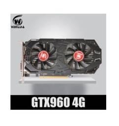 Placa De Vídeo Geforce GTX 960 4gb Ddr5 Nvidia