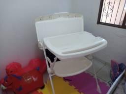 Banheira Infantil com Trocador