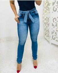 Calças jeans feminina