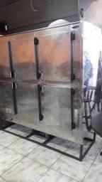 Título do anúncio: Camara fria de, seis compartimentos