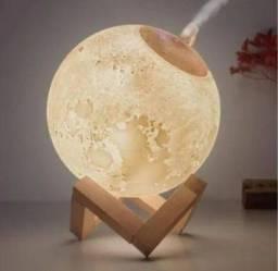 Título do anúncio: Umidificaor e luminária