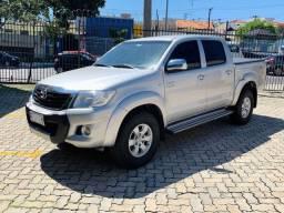 Toyota Hilux 13/13 Flex 4x2 impecável