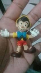 Action figure Pinóquio 6 cm de altura