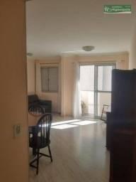 Apartamento com 2 dormitórios à venda, 59 m² por R$ 310.000 - Vila Valparaíso - Santo Andr