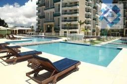 Título do anúncio: Apartamento com 3 dormitórios à venda, 82 m² por R$ 579.000,00 - Guararapes - Fortaleza/CE